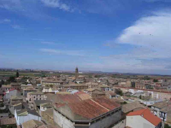 torre vista desde el castillo , creada por jose carlos el 27/04/2009