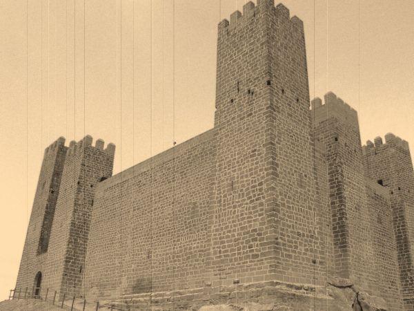 castillo de sadaba , creada por jose carlos el 27/04/2009