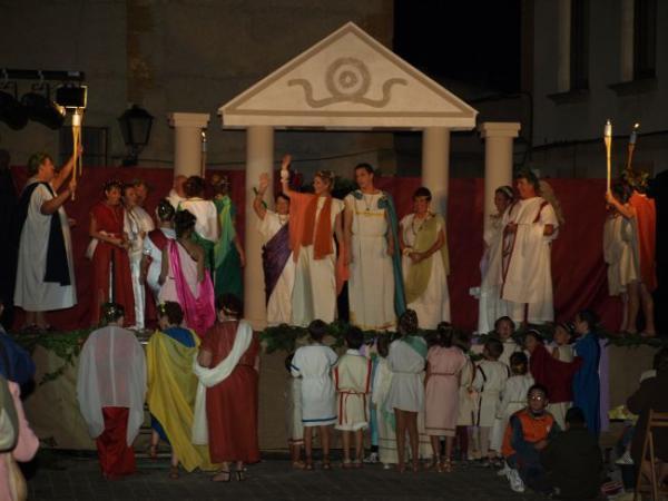 feria romana , creada por jose carlos el 27/04/2009