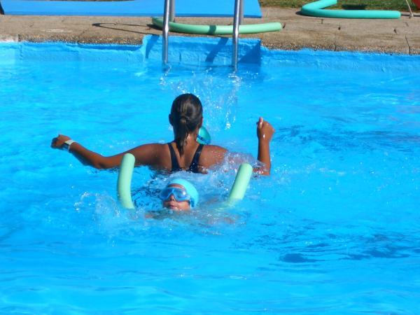 CURSO DE NATACION - VERANO 2009 , creada por Susana el 02/09/2009