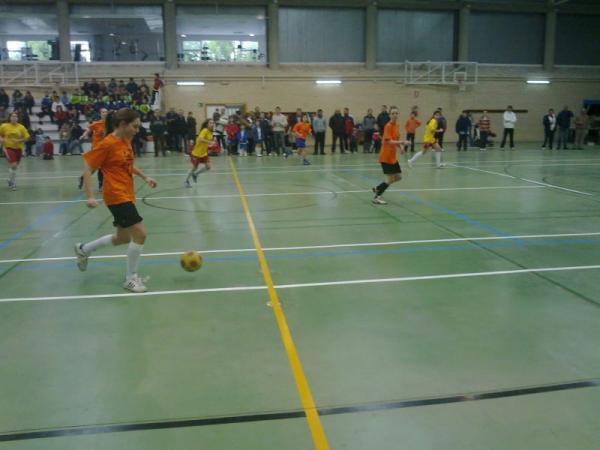 Fútbol sala chicas , creada por Raúl el 10/01/2011