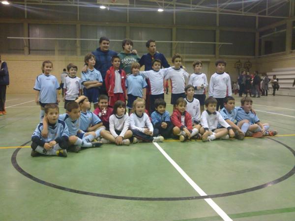 Jornada amistosa , creada por Raúl el 10/01/2011
