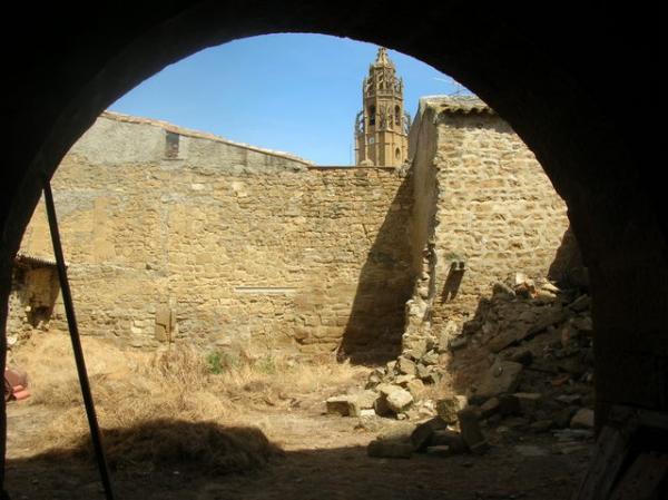 bella entre ruinas , creada por JOSE PABLO DELGADO CERVERO el 02/02/2011