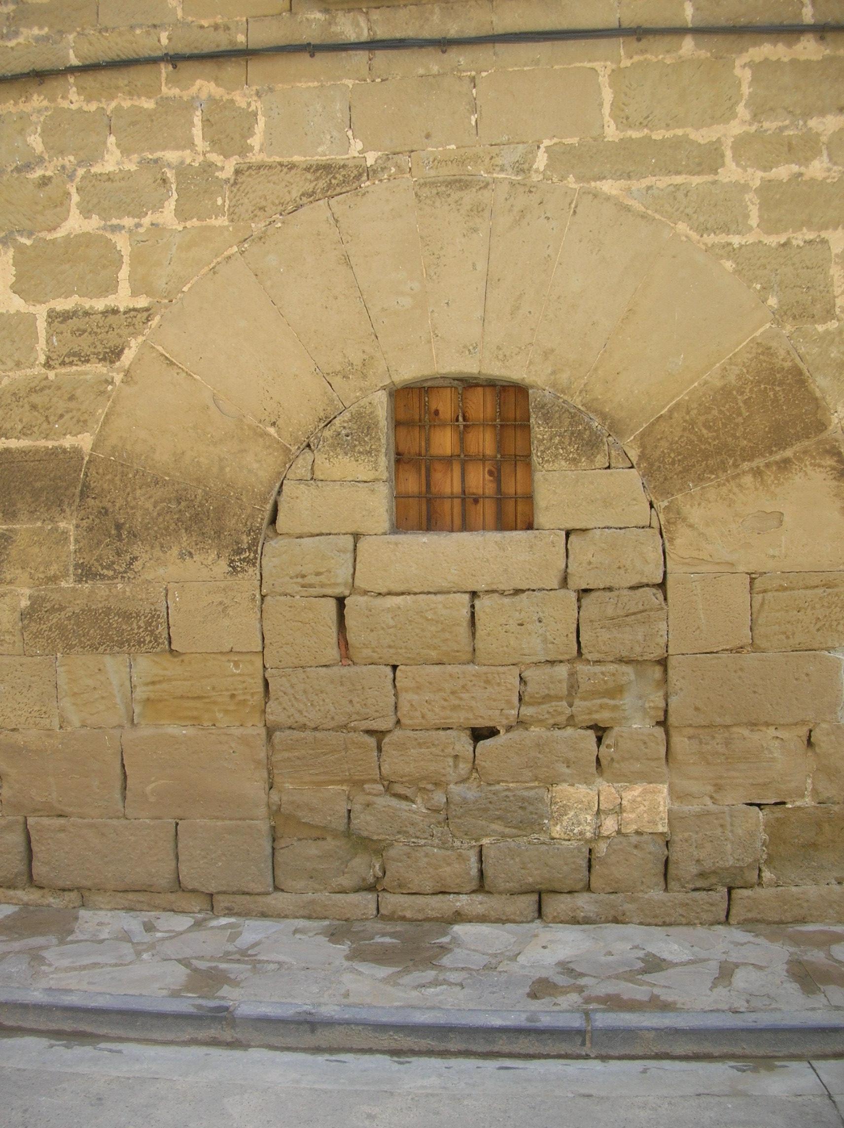 puerta tapiada , creada por JOSE PABLO DELGADO CERVERO el 02/02/2011