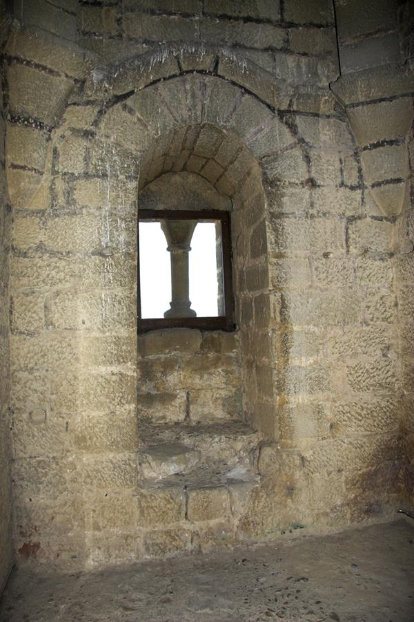 Detalle de una ventana del castillo , creada por Juan Carlos Iguaz Esteban el 29/07/2011