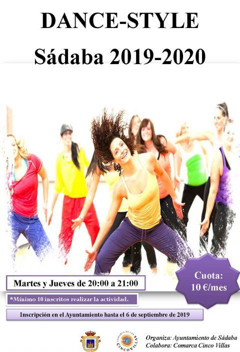 Dance-Style Sádaba 2019-2020